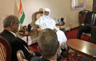 الوزير الأول للنيجر في زيارة رسمية للجزائر تدوم يومين بدعوة من سلال
