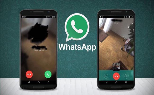 الواتس اب تحدث تطبيقها وتزوده بخدمة مكالمات الفيديو