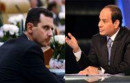 بشار الأسد: علاقتنا بالسيسي في تحسن