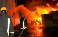 تفحم امرأة و إصابة رجل بحروق بليغة في حريق لمنزل قصديري بحوش وزان ببلدية برج الكيفان