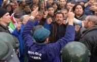 وقفة احتجاجية للإطارات النقابية و تهديد بتصعيد الاحتجاجات في سوناكوم بداية من الأسبوع المقبل