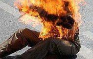 مواطن أضرم النار في رئيس بلدية سيدي سليمان بتيسمسيلت بسبب خلاف حول عدم تسوية بنايته الفوضوية!