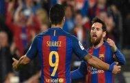 ميسي يقود برشلونة لفوز مثير