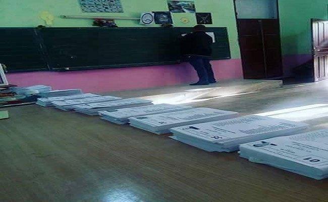 نسبة المشاركة في الانتخابات وعلى طريقة أهداف راموس كانت النسبة في الصباح % 2 في الزوال % 4 وقبل إغلاق مكاتب التصويت بدقيقة وصلت النسبة 50 % سبحان الله