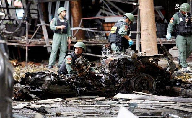 50 جريحا بينهم أطفال في تفجير سيارة مفخخة في جنوب تايلاند