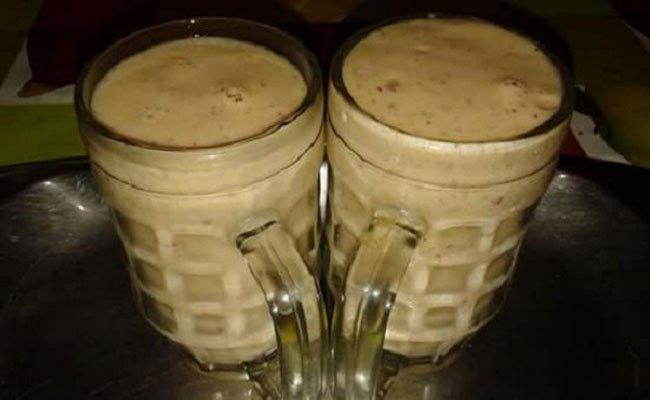 تحضير عصير البناشي لذيذ و خاتر رمضان