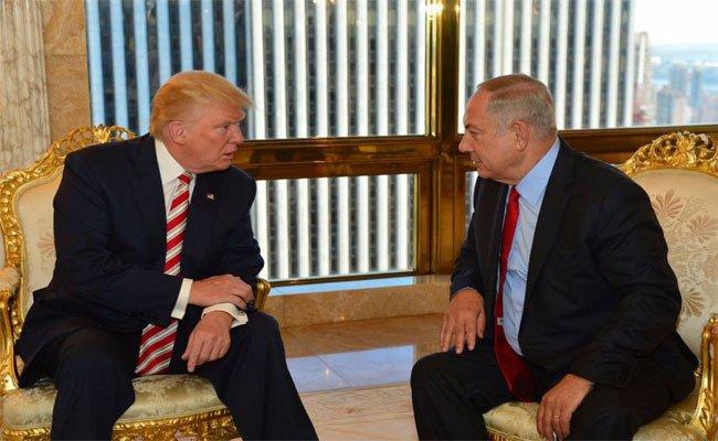ترامب رجل التناقض في الشرق الأوسط