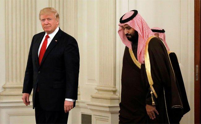 اتفاقيات اقتصادية ضخمة بين ترامب والسعودية