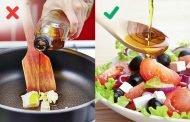 4 أمور إمتنعي عنها لطبخ صحي!