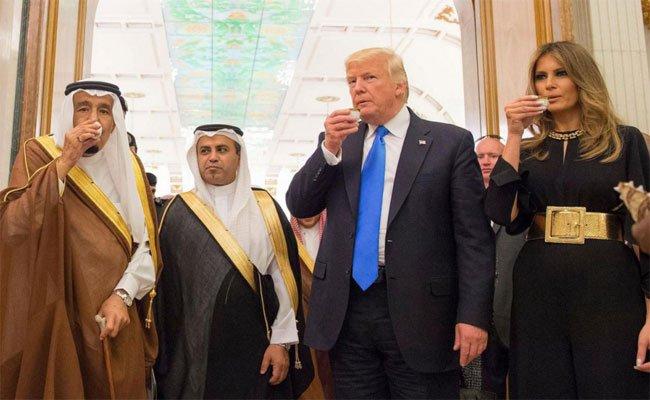 تقرير: ترامب يجعل ما هو الشرق الأوسط