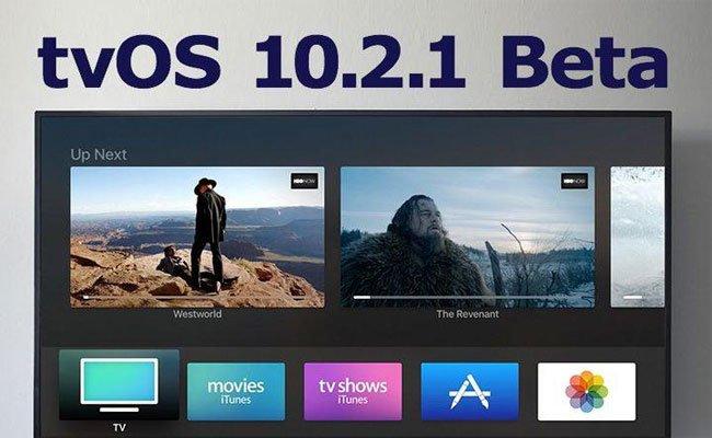 بيتا جديدة مع ميزات جديدة من نظام التشغيل tvOS