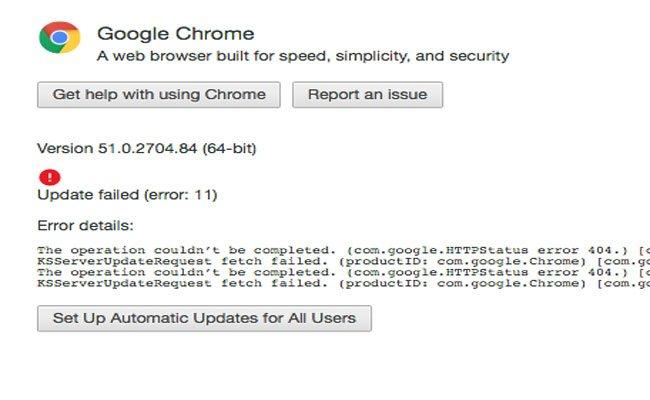 جوجل أطلقت تحديث تلقائي نحو النسخة 64 بت من متصفها جوجل كروم