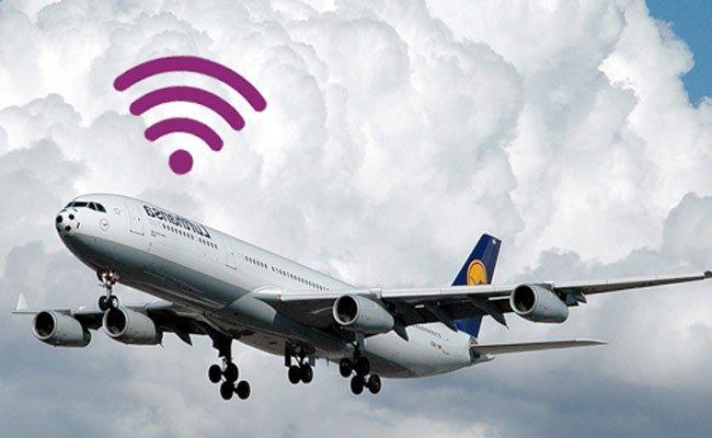 أحد شركات الطيران بألمانيا توفر لك الآن إمكانية الاتصال بالإنترنيت أثناء رحلتك عبر طائرتها