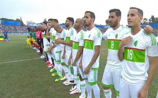 الخضر يقابلون غينيا يوم 6 يونيو