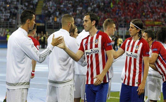 التشكيلتان المتوقعتان للريال والأتلتيكو