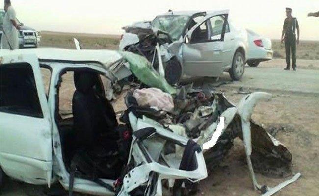 مقتل 3 أشخاص من عائلة واحدة في حادث مرور بالجلفة
