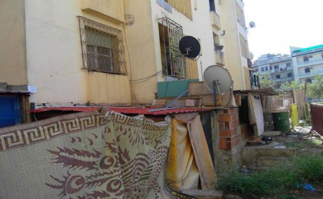 180 عائلة من قاطني الأقبية استفادت من  سكنات اجتماعية بالحي السكني الجديد  بكوريفة بالحراش في العاصمة
