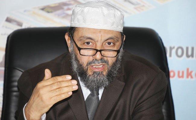 جاب الله في تصريح للشروق ينفي تلقي حزبه لأي اتصال من سلال، و يؤكد أن حزبه يرفض رفضا قاطعا خيار المشاركة