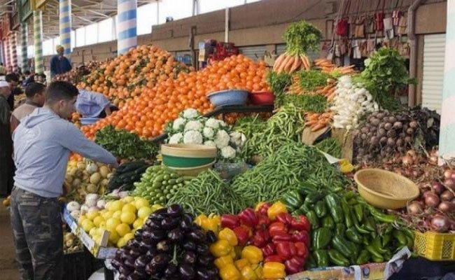 استقرار ملحوظ لأسعار الخضر بالشلف على بعد أيام قليلة من شهر رمضان