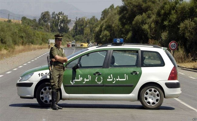 بمناسبة رمضان المبارك درك العاصمة يتخذ إجراءات وقائية و تدابير ردعية لمحاربة الجريمة