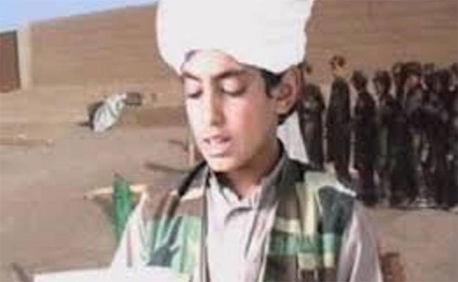 هل يخلف بن لادن والده ؟