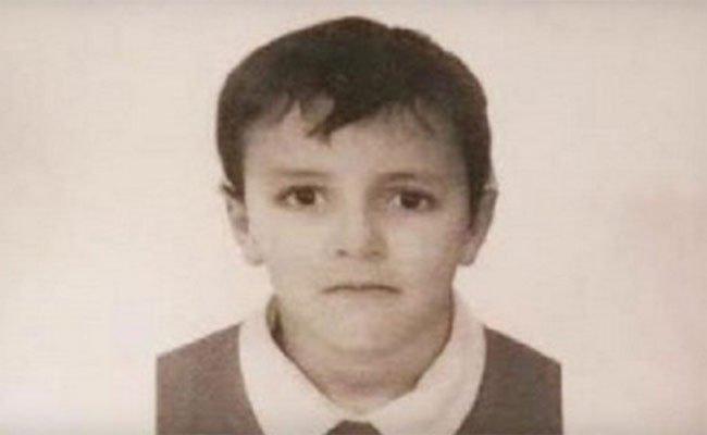 العثور على الطفل المختفي