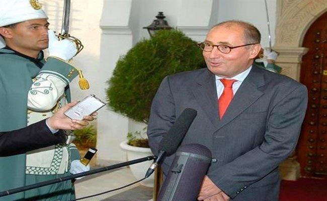 العلاقات الجزائرية الفرنسية :