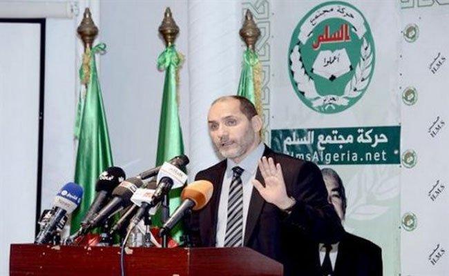 تحالف حركة مجتمع السلم يقرر التقدم بعدد من الطعون إلى المجلس الدستوري و مقري يعرب عن عدم