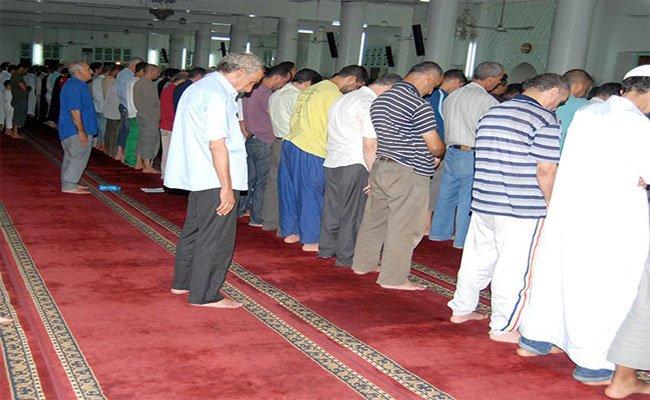 مؤذن يستجيب لنداء ربه في هذا الشهر الكريم بعد سقوطه داخل مسجد بخنشلة