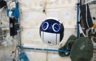روبوت صغير على شكل كرة يلتحق بمحطة الفضاء الدولية