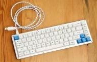 Whitefox: لوحة مفاتيح ميكانيكية ذات كفاءة عالية