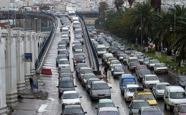 دخول النظام الجديد لضبط حركة المرور بولاية الجزائر حيز التطبيق شهر سبتمبر المقبل
