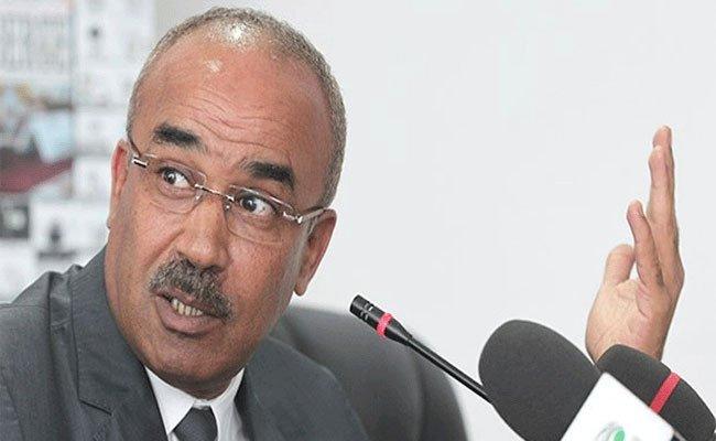 في إطار مكافحة الهجرة غير الشرعية : بدوي يؤكد عزم الجزائر اتخاذ كافة الاجراءات القانونية للحفاظ على أمنها و استقرارها