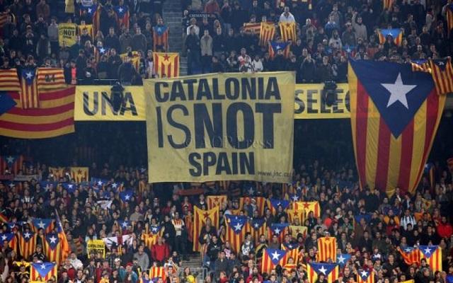 هل تنفصل برشلونة عن مدريد