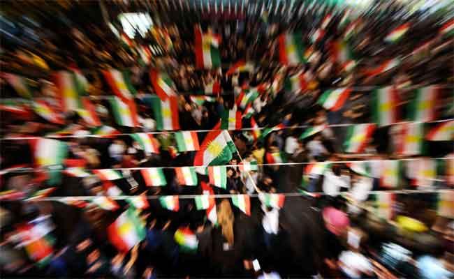 الأكراد يصوتون على مصير دولتهم