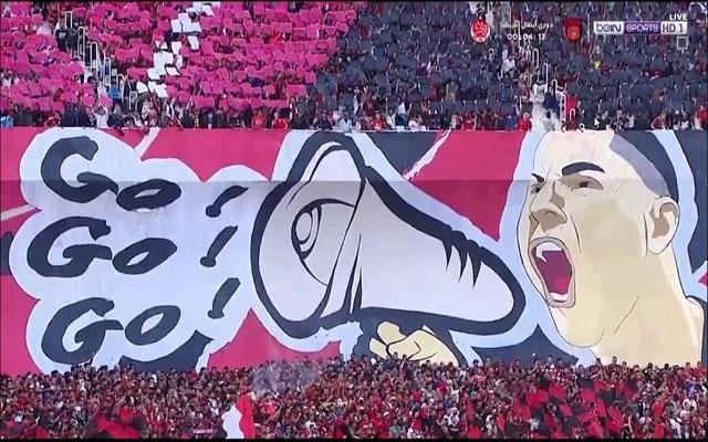 غضب الجماهير المغربية من الشركة المنظمة للقاء لياسما والوداد