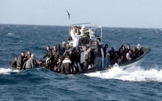 إنقاذ 140 حراق على سواحل تونس