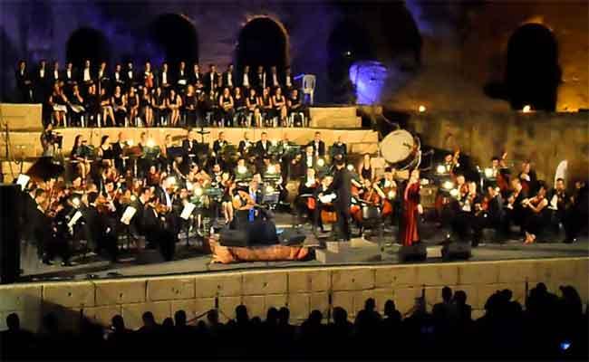 أوبرا الجزائر تحتضن المهرجان الدولي التاسع للموسيقى السيمفونية بمشاركة 14 بلدا حول العالم