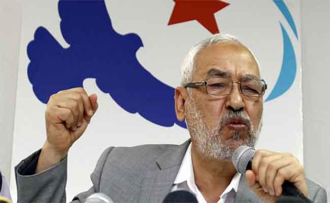 الغنوشي: فقر تونس على مستوى المعادن أنقذها من الحرب