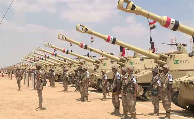 المخابرات الأمريكية تكتشف شحنة أسلحة من كوريا الشمالية إلى مصر