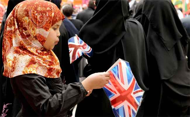 هل لون المسلمين