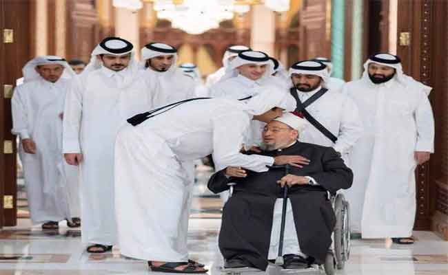 النظام المصري يراهن على ابنة القرضاوي للضغط على قطر
