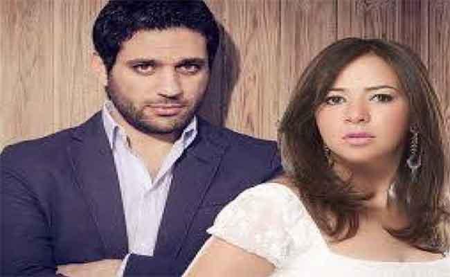 الثنائي حسن الرداد وايمي سمير غانم يلتقيان من جديد في مسلسل كوميدي