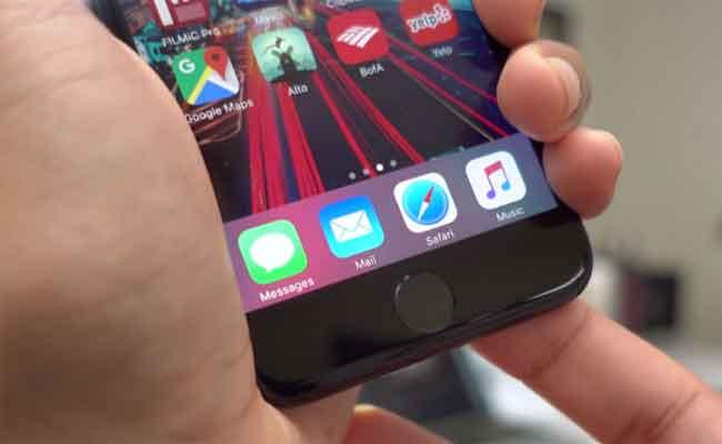 أبل قد تتخلى عن Touch ID بشكل نهائي ابتداء من العام المقبل