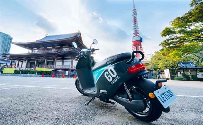 غوغورو تطلق خدمة جديدة لمشاركة درجاتها الكهربائية في اليابان
