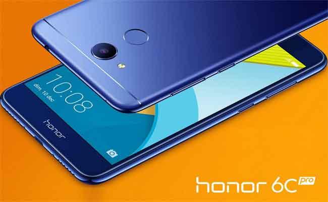 هونور 6C برو: هونور تكشف عن نسخة جديدة من هاتفها الذكي هونور 6C