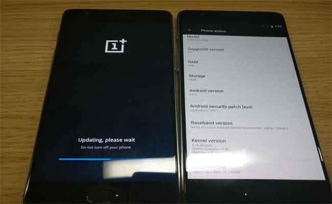 الإصدار بيتا من أندرويد اوريو 8 متوفر الآن على الهواتف الذكية OnePlus 3 و3T