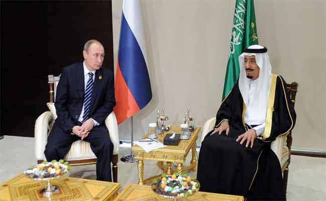 ماذا ستسفيد روسيا من زيارة الملك سلمان