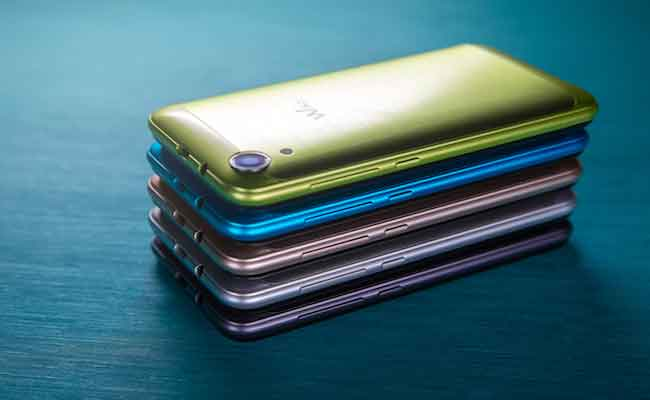 ويكو تكشف عن هاتفين ذكيين جديدين