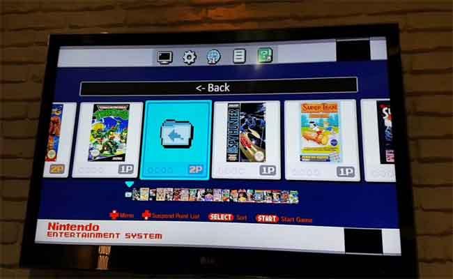 تم أخيرا اختراق وحدة الألعاب السوبر NES كلاسيك ميني من نينتندو